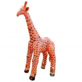 Smallable 152 cm Giant Inflatable Giraffe