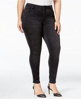 Celebrity Pink Trendy Plus Size Super-Soft Walker Skinny Jeans
