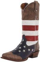 Roper Men's American Flag Western Boot
