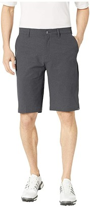 adidas Ultimate365 Modern Herringbone Shorts (Black) Men's Shorts