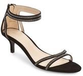 Pelle Moda Women's Fillis Ankle Strap Sandal