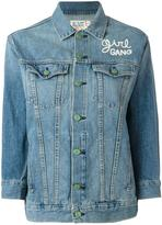 Sandrine Rose Girl Gang denim jacket