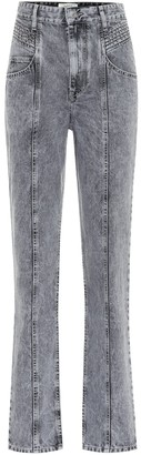Isabel Marant, ãToile Henoya high-rise straight jeans