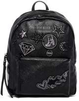 Steve Madden Trudy Patchwork Backpack