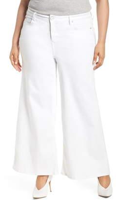SLINK Jeans High Waist Culotte Jeans