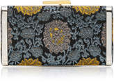 Hayward Venetian Brocade Slim Box Clutch