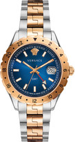 Versace V11060017 Acropolis gold and stainless steel watch