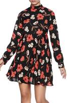Babel Fair Blossom Neck Dress