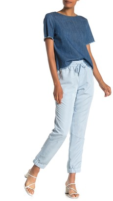 Nanette Lepore Nanette Pull-on Side Pocket Jogger Pants