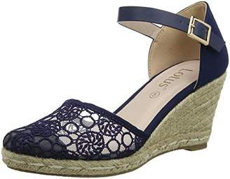 Lotus Women's Eartha Espadrilles,8 (42 EU)