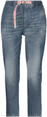 WHITE SAND 88 Denim pants
