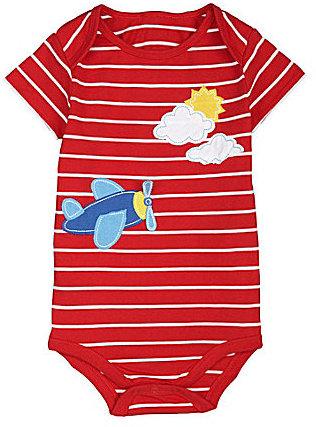 Starting Out Infant Plane Shorts Set