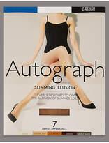 Autograph 7 Denier Cool ComfortTM Slimming Illusion Sheer Tights