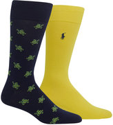 Polo Ralph Lauren Men's Big & Tall 2 Pack Socks