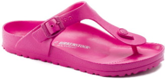 Birkenstock Beetroot Purple EVA Gizeh Regular Sandal - 39