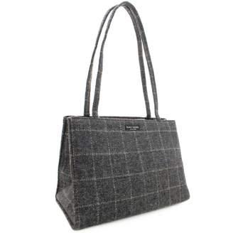 Kate Spade Grey Wool Handbags