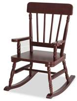 Levels of Discovery Child's Rocking Chair in Cherry