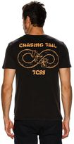 The Critical Slide Society Chasing Tail Ss Tee