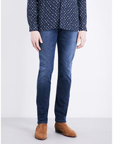 The Kooples Faded Slim-fit Skinny Jeans