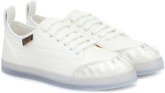 Fendi Promenade FF canvas sneakers