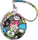 Ju-Ju-Be Hello Kitty Collection Pace Pod Pacifier Holder, Hello Friends