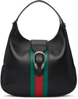 Gucci Black Dionysus Hobo Bag