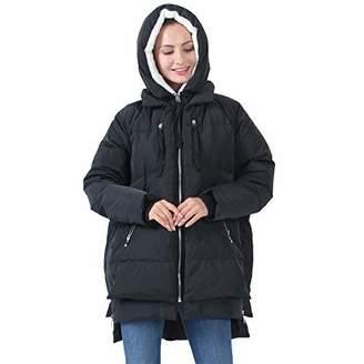 THE PLUS PROJECT Womens Plus Size Winter Outdoor Parkas