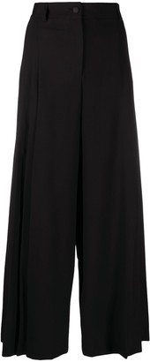 Dolce & Gabbana Wide-Leg Tailored Trousers