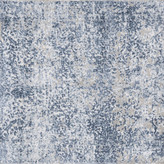 "Loloi Rugs Blue/Stone Patina Area Rug by Loloi, 2'7""x12'0"""