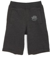 Vans Boy's Holder Fleece Shorts
