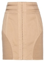 Balmain Cotton-blend Skirt
