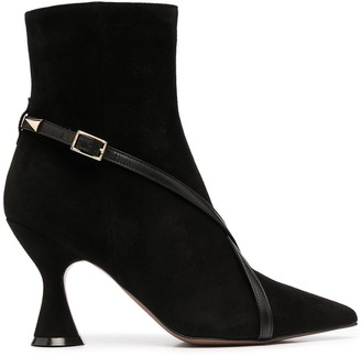L'Autre Chose Pointed Ankle Boots