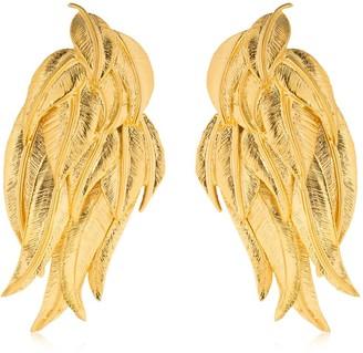 Aurélie Bidermann Elvira Clip-on Earrings