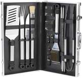 BBQ Silver Stainless Steel Master Grill Tool Set