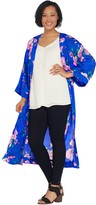 G.I.L.I. Got It Love It G.I.L.I. Petite Kimono Duster