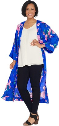G.I.L.I. Got It Love It G.I.L.I. Petite Kimono Duster
