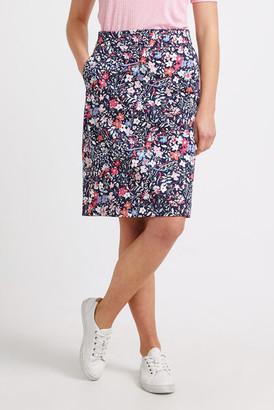 Sportscraft Carmen Floral Skirt