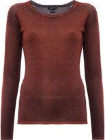 Avant Toi slim-fit jumper - women - Silk/Cashmere - XS