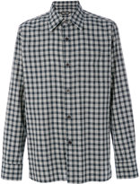 Tom Ford checked shirt - men - Cotton - 39