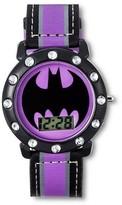 Batgirl DC Comics Batgirl Girls' Wristwatch - Black