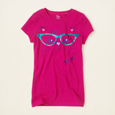 Children's Place Meow face graphic tee