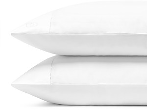 Amalia Home Collection Cotton & Silk King Pillowcase, Pair - 100% Exclusive
