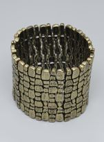 Kenneth Jay Lane Stretch Cuff