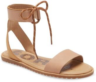 Sorel Ella Ankle Cuff Sandal