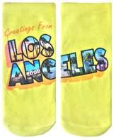 LIVING ROYAL - Greetings From Los Angeles Socks
