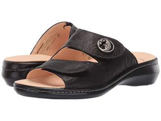 Think! Camilla Sandal - 88430 (Black/Kombi) Women's Shoes