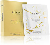 111SKIN Women's Gold Brightening Facial Treatment Mask - Boxed