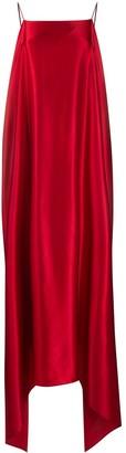 BERNADETTE High-Low Maxi Dress