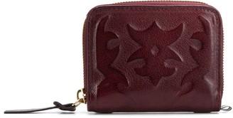 Officine Creative Poche 3D all-around zip wallet