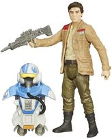 Hasbro Star Wars: Episode VII The Force Awakens 3.75-in. Space Mission Armor Poe Dameron Figure by